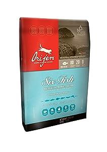 Orijen Croquettes pour chat et chaton 6 poissons 2,5 kg