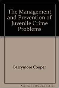 Essay on problems of juvenile delinquency