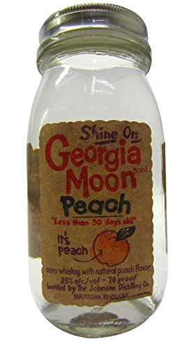 Heaven Hill - Shine On Georgia Moon Corn Peach Moonshine