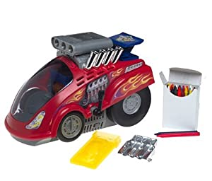Crayola Crayola Gadget Headz Car Factory - Turns Crayola