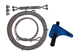 90' Hawk Series Zipline Kit