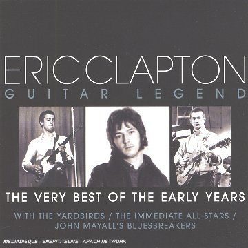 Eric Clapton - The Very Best Of - Zortam Music