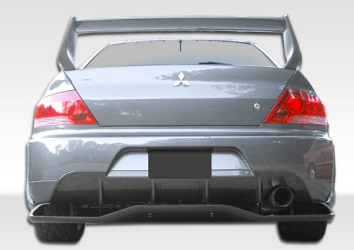 For Chevy Cobalt 05-10 Rear Bumper Lip Under Air Dam Spoiler Racer Style