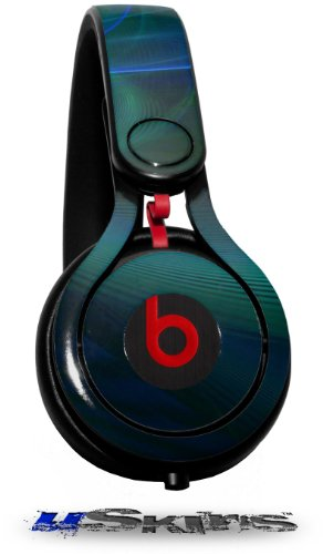 Ping Decal Style Skin (Fits Genuine Beats Mixr Headphones - Headphones Not Included)