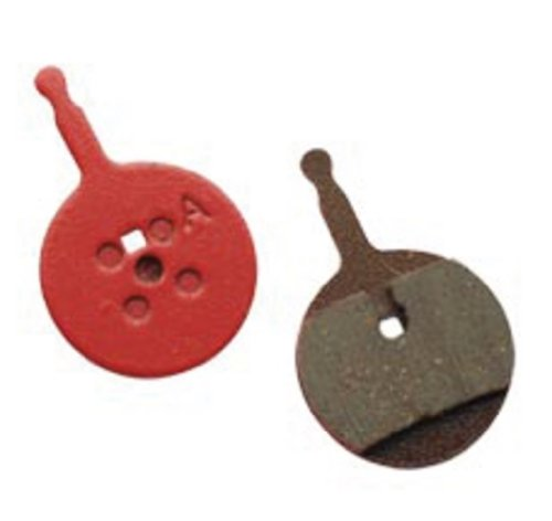 Buy Low Price Avid BB5 Bicycle Disc Pads (Organic Aluminum, Pair) (AV693005)