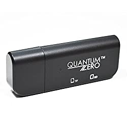 QuantumZERO QZ-CR01 USB 3.0 Card Reader for SD-XC (up to 2TB), SD, MMC, RS-MMC, SD-HC, Micro SDHC, Micro SDXC, Micro SD, Mini SD, supports UHS-I [Genesys GL3233 controller]