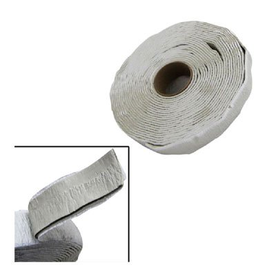 Butyl Putty Tape Window Flange Tape Camper RV Roof and Window Sealant (1/8