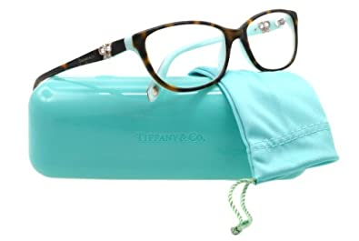 Tiffany Glasses Frames Blue : Amazon.com: Eyeglasses Tiffany TF2051B 8134 TOP HAVANA ...