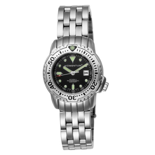 Momentum  Women's 1M-DV83B0 Storm II Scuba Dive Water-sports Watch