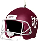 3 Inch Helmet Ornament-Texas A-M