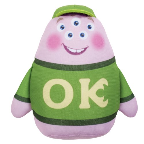 Monsters University - Shake & Scare Squishy