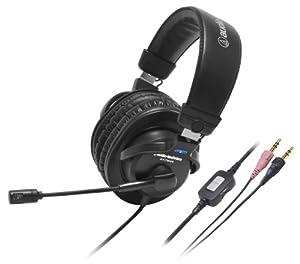 Audio-Technica ATH-770COM Stereo Headset