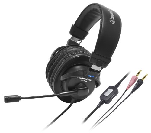 Audio-Technica Ath-770Com Stereo Headset