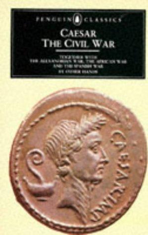 Civil War, JULIUS CAESAR, C. JULIUS CAESAR, JANE F. GARDNER