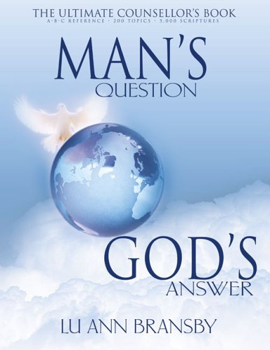Mans Question Gods Answer Updated088368683X