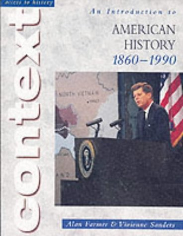 Introduction to American History 1860-1990 (Access to History)