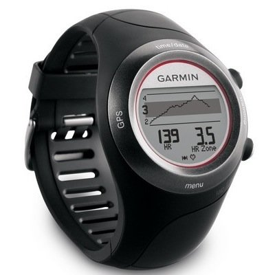 Garmin Forerunner 410 GPS-Enabled Sports Watch with Heart Rate Monitor Running Gps