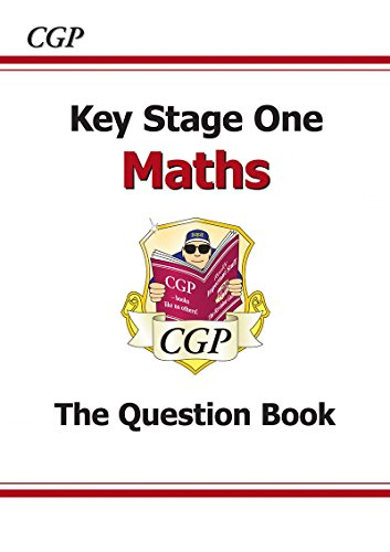 New KS1 Maths Question Book - For the 2016 SATs & Beyond: Question Book Pt. 1 & 2