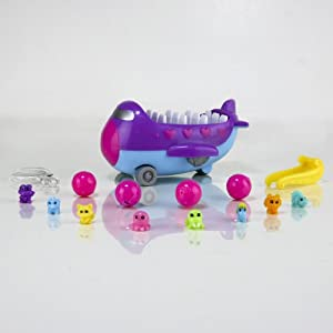 Buy Blip Toys Toys - Blip Toys Squinkies Zinkies - Toy Plane Playset