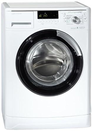 bauknecht wa uniq 734 da waschmaschine frontlader a a 1400 upm 7 kg wei 10 jahre. Black Bedroom Furniture Sets. Home Design Ideas