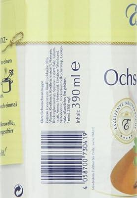 Escoffier Klare-Ochsenschwanz-Suppe, 3er Pack (3 x 390 ml) von Escoffier auf Gewürze Shop