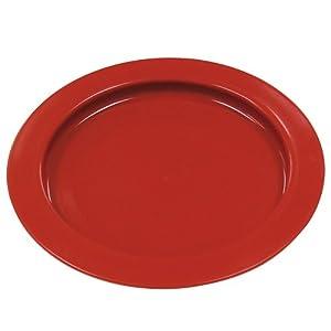 Amazon.com: Inner-Lip 745310004 Red Plate: Health ...