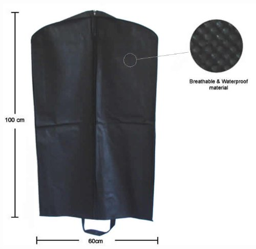 3 in 1 Mens Suit Cover
