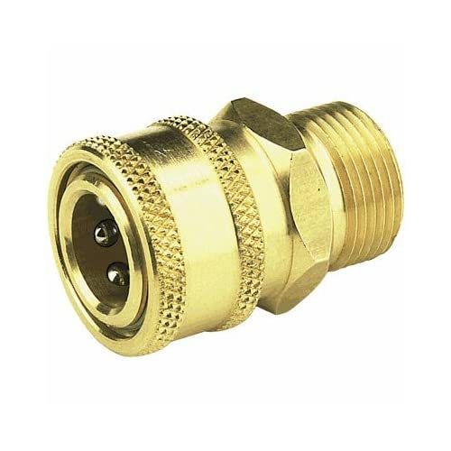Image of NorthStar Ball-Type Pressure Washer Quick Coupler - 22mm Inlet Size, 4000 PSI