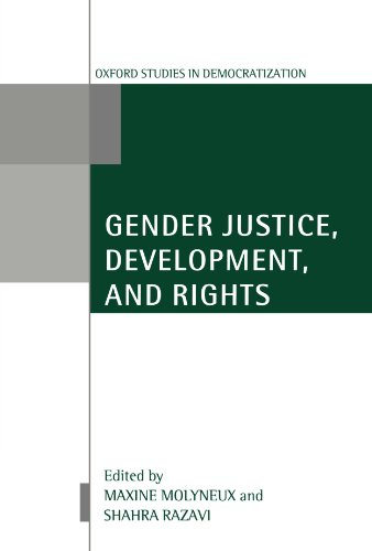 Gender Justice, Development, and Rights (Oxford Studies in Democratization)