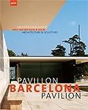 Image de Barcelona Pavillon /Barcelona Pavilion: Mies van der Rohe und Kolbe Architektur und Plasti