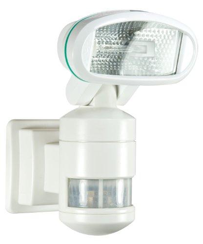 NightWatcher Robotic Security Light-Halogen (White)