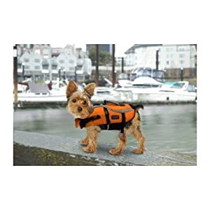 Outward Hound Pet Saver Life Jacket Size X-large Pets Over 70 Lbs by Kyjen