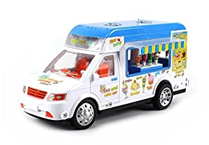 Powertrc mobile food electric rc truck for Toy van cuisine