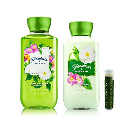 bath-body-works-gardenia-fresh-rain-body-lotion-8-floz-236-ml-shower-gel-10-floz-295-ml-with-a-jaros