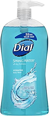 Dial Miracle Oil Body Wash, Coconut