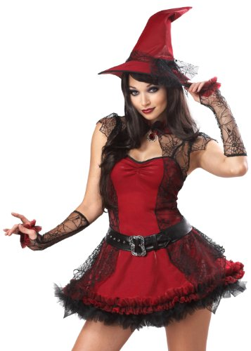 Mischievous Witch Adult Costume