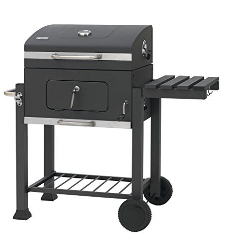 "Tepro 1061 ""Toronto"" Barbecue a carbonella con trolley"