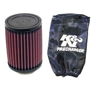 how to clean honda atv air filter