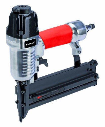 Einhell-Druckluft-Tacker-und-Nagler-Set-passend-fr-Kompressoren-Arbeitsdruck-83-bar-Luftverbrauch-066-lSchuss-inkl-Zubehr-im-Koffer