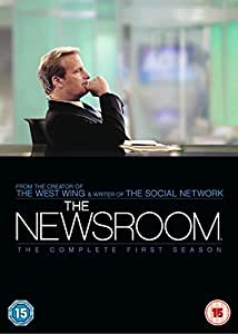 The Newsroom - Season 1 [DVD] [2013]