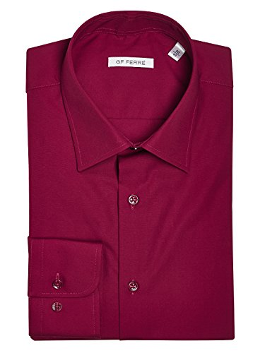gianfranco-ferre-shirt-m-04-he-45623-175uk-44it-44eu-red