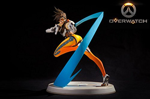 Overwatch Tracer Limited Editon Statue Blizzcon 2015 Exclusive