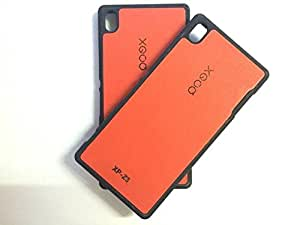 NBD XGOQ BACK CASE COVER FOR Sony Xperia Z3 RED