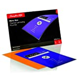 Swingline GBC UltraClear Thermal Laminating Pouches, Menu Size, 3 Mil, 25 Pack (3200579)