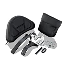 Show Chrome Accessories 52-797 Seat Mount Backrest