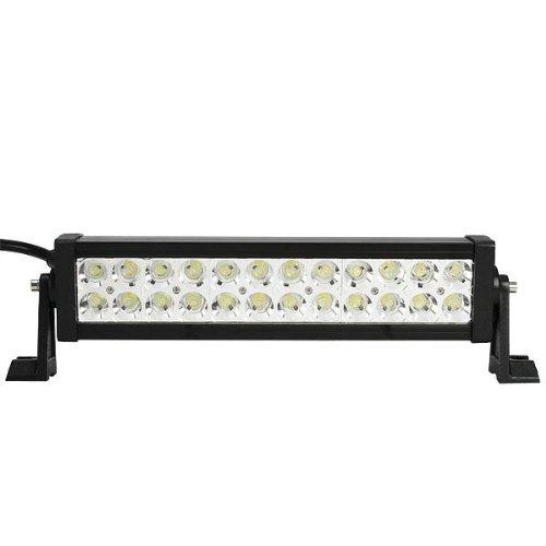 "13.5"" 72W Led Light Bar Spot Beam Light Work Lamp Offroad 4Wd Truck Boat Suv Car"