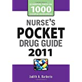 Nurse's Pocket Drug Guide 2011by Judith Barberio