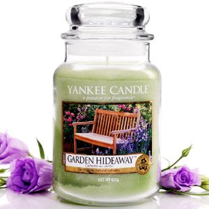 Yankee Candle Large Garden Hideaway Jar Candle 1205313E from Yankee Candles