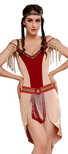 Fedo Design Sexy Anime For Indian Female Soldiers Role Play Costume Set