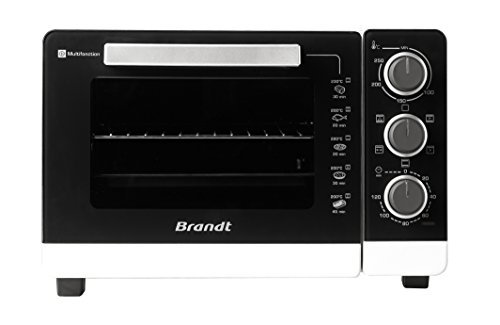 Brandt FC265MW Mini Four Posable Multifonction Blanc 26 L 1500 W